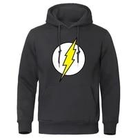 harajuku hoodie flash printed fashion hoodie men sweatshirt casual pullover sportswear winter streetwear punk style top