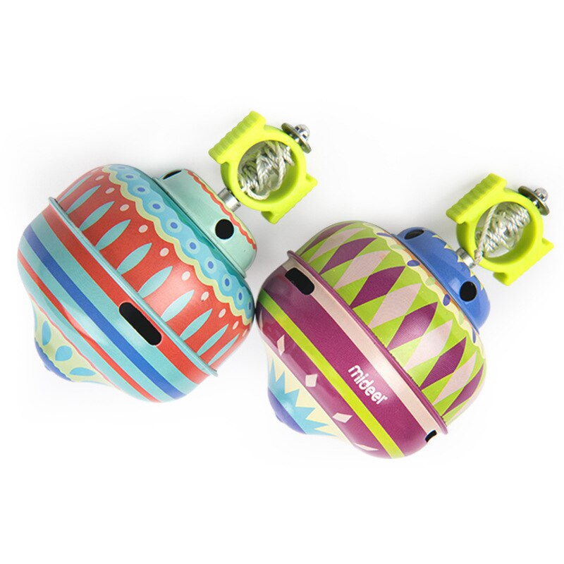 Mideer Milu New Gyro Toy Primary School Student Genuine Toy New Children's Line Pulling Gyro Toy enlarge