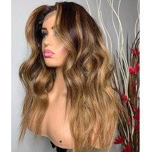 Perruques Full Lace wig 150 cheveux indiens   Perruques Lace front wig, cheveux humains, ondulées, pre-plucked, Baby Hair, sans colle, densité 360, pour femmes
