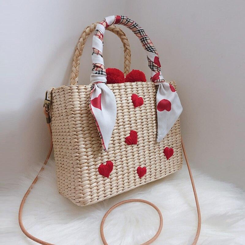 Natuurlijke Mand Handgemaakte Strozak Bridal Shower Gift Voor Bruid Om Engagement Gift Ideeën Honeymoon Gift Bruid Stro Portemonnee