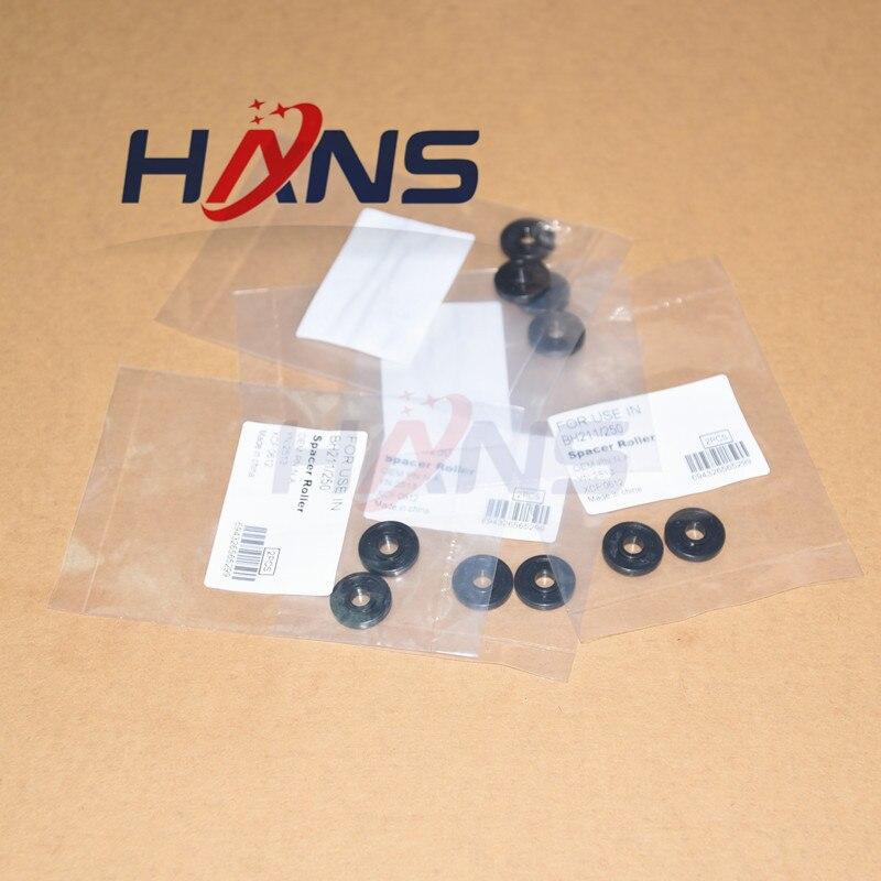 5Set. Spacer Roller for Konica Minolta Bizhub 250 350 223 283 363 423 7828 162 163 220 Di2510 Di3510 A1UD-3717-00 A1UD371700