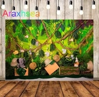 photography background jungle animals forest baby shower boy kids birthday party portrait backdrop photo studio props