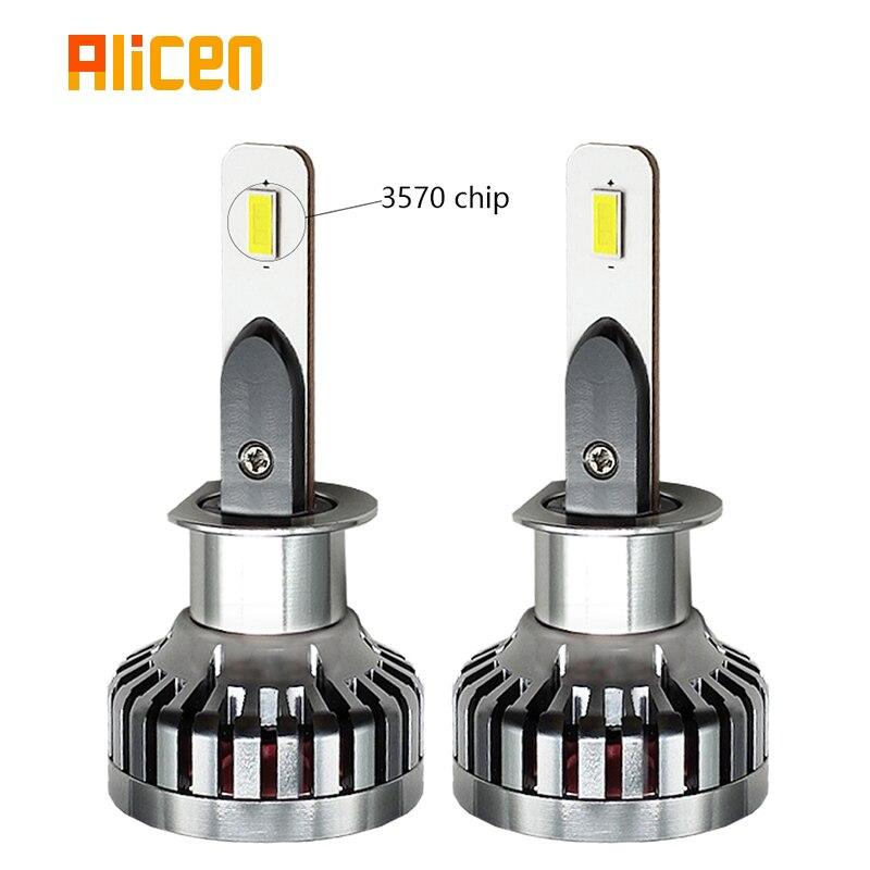 Automoción faros LED 36W / 3800LM H7 H11 H1 H8 H3 H4 H9 9005 / HB3 9006 / HB4 9007Hi / Lo de propósito general faros LED