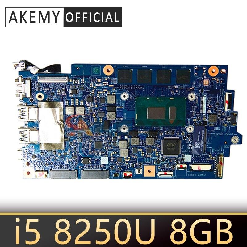 Para Acer SF514-52T SF514-52 placa base de computadora portátil 17809-1M 448.0D703.001M placa...