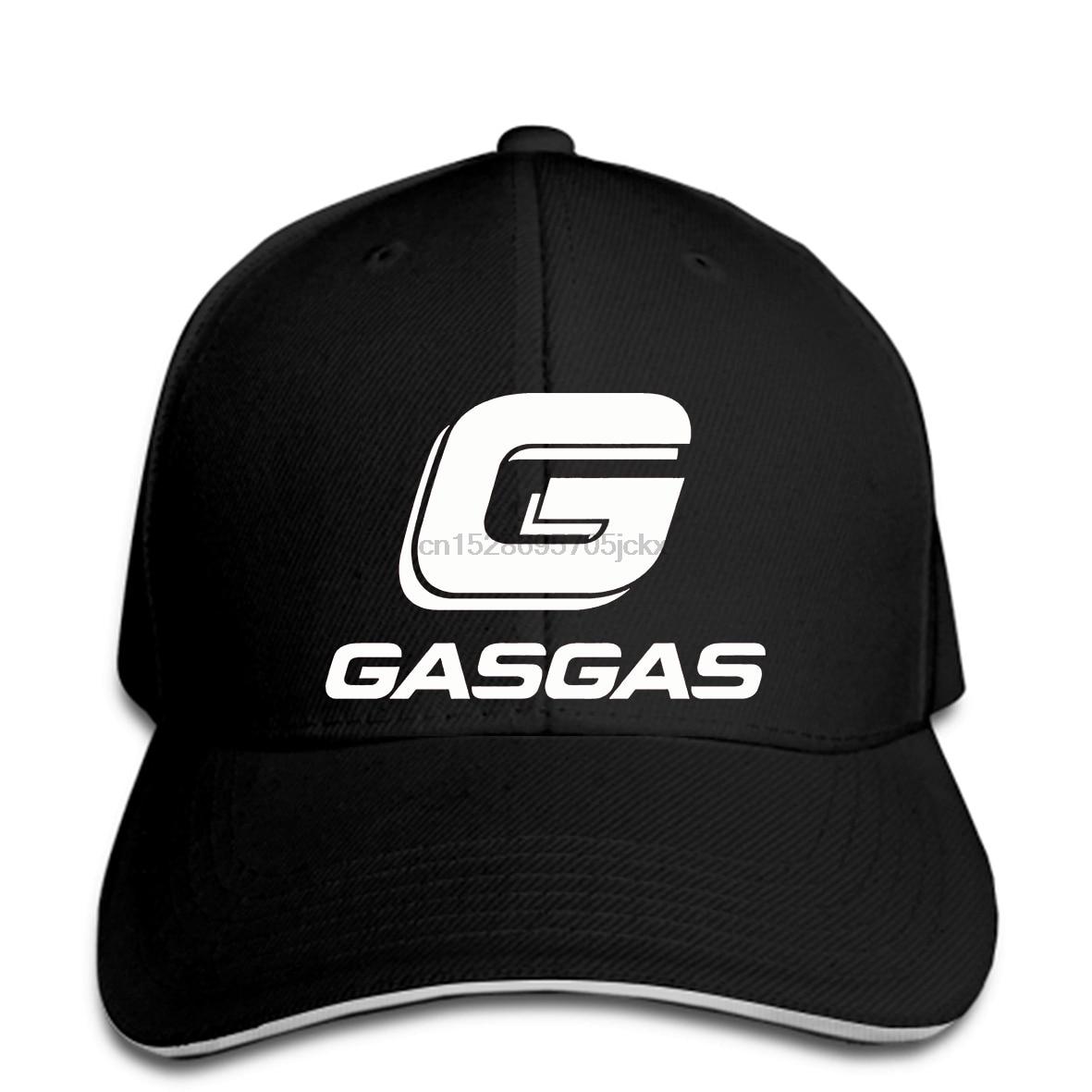 Moda Gasgas Team Factory Racing Trials para moto de Enduro Top gorra de béisbol camiseta _10 snapback sombrero pico