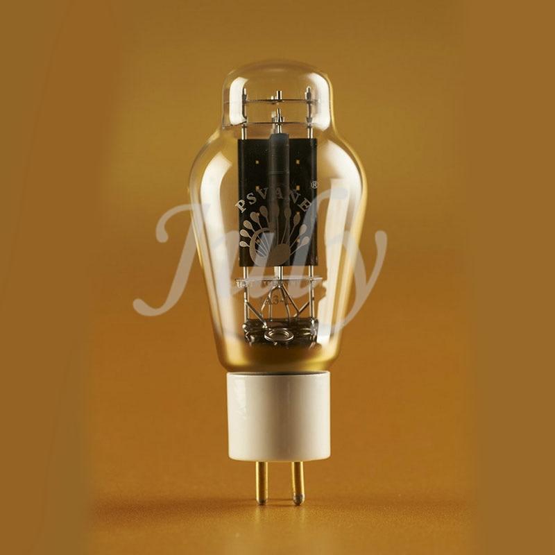 1 Uds PSVANE voice of nobleman base de porcelana blanca HIFI con patas chapadas en oro 2A3C fever tube