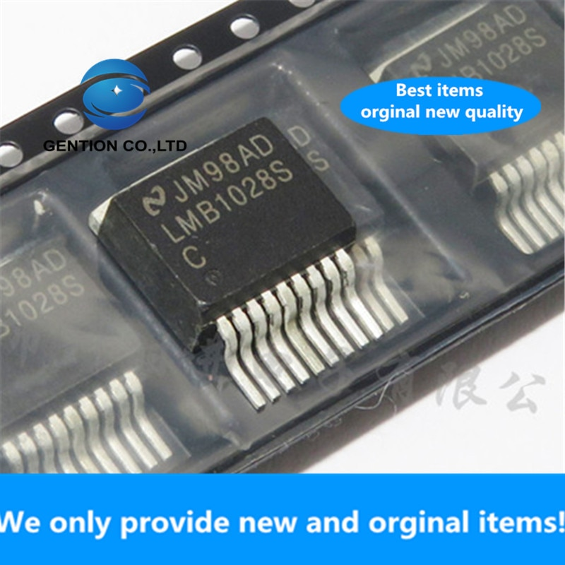5 шт. 100% оригинальный новый LMB1028S LMB1028 TO-263-9 100% Новый оригинальный