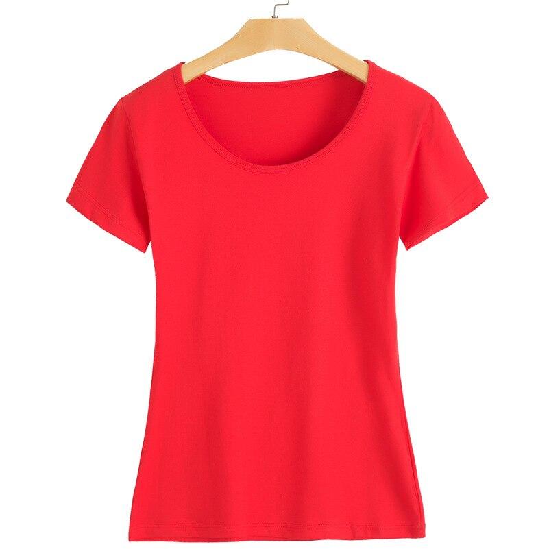2020 nuevo versátil simple casual de moda de manga corta Camiseta