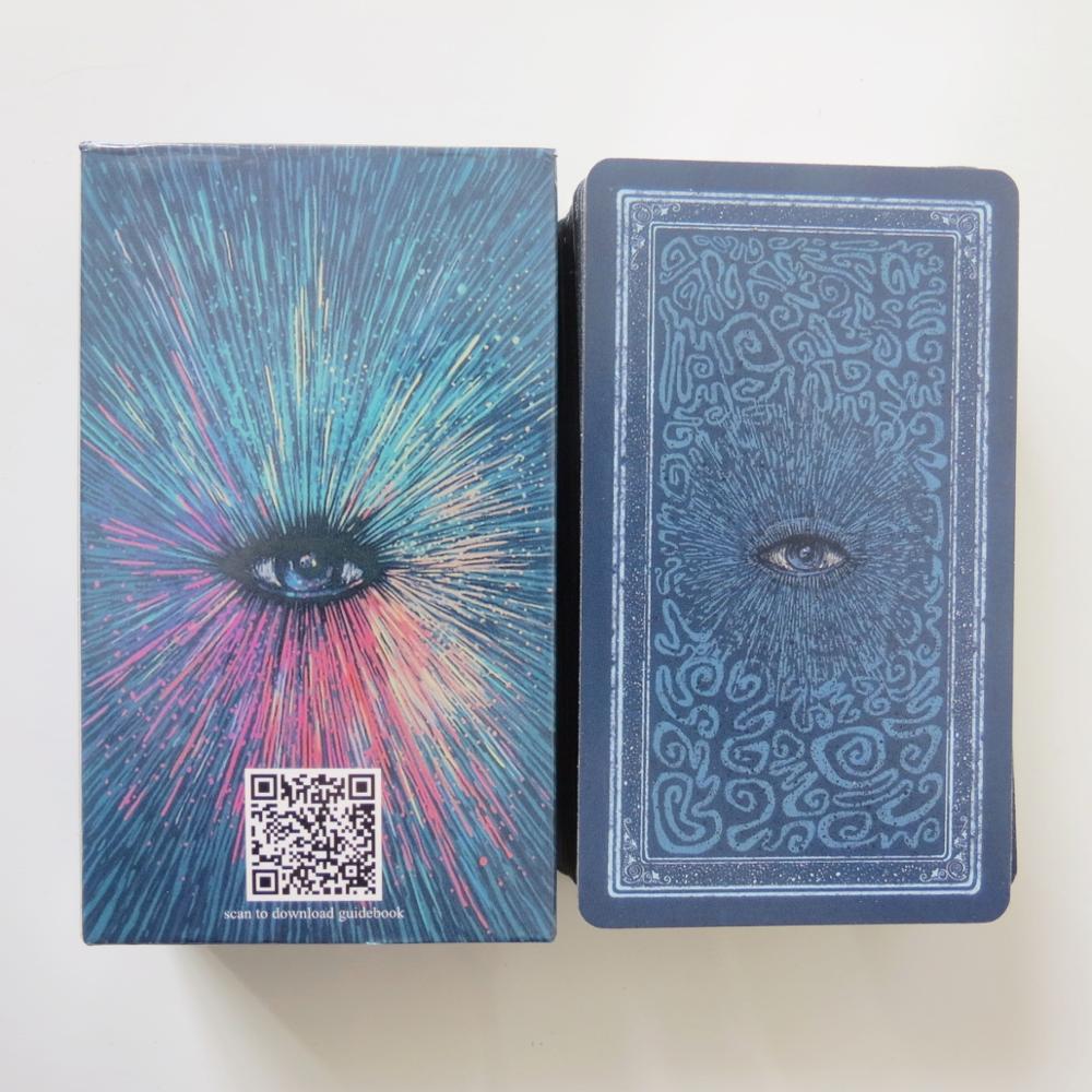 Новые карты Таро колода ораклес таинственное гадания Призма Таро карты для женщин девочек карты игры настольная игра