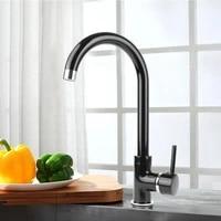 rotatable brass drinking water kitchen faucet single hole hot cold faucet kitchen tap cocina accesorio torneiras de cozinha hwc