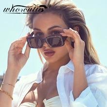 Vintage Leopard Sunglasses Women Men 2019 Brand Design Square Thick Frame Tortoise Shell Oversized R