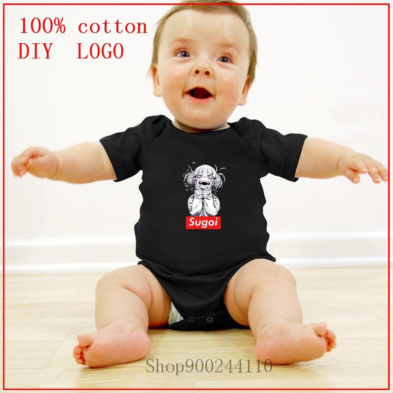Sugoi himiko, Boku No Hero Academia, Ropa de algodón para bebé recién nacido, Ropa de bebé Bodi, Ropa para bebé niño bebé, 2020