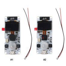 TTGO t-camera ESP32 WROVER & PSRAM caméra Module ESP32-WROVER-B OV2640 caméra Module 0.96 OLED X6HA