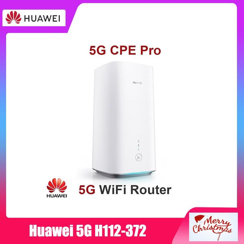 New Unlocked Huawei 5G CPE Pro H112-372/ CPE Pro 2 H122-373 Wireless Router