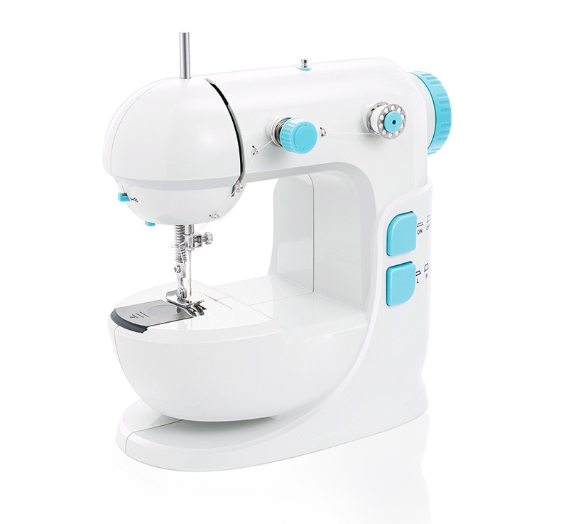 Mini household multifunctional electric sewing machine, household tube sewing, thick DIY sewing machine, sewing machine wholesal