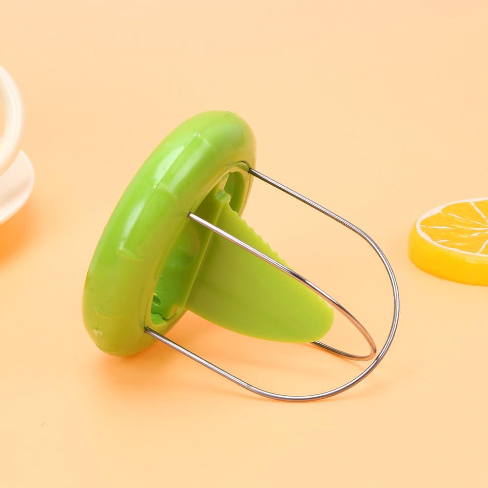 1pc Peeler Slicer Kitchen Gadgets Tools Kiwi Fruit Cutter Peel Digging Core Corer Twist Slicer Kitchen Peeler Tools