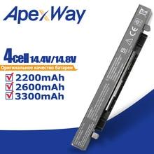 Apexway 14.8v Batterie Dordinateur Portable pour Asus a41 x550a A41-X550A X450 X550A X550 X550C X550B X550V X450C X550CA A450 A550 X550L