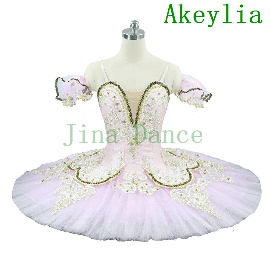 Rosa adulto profissional tutu dormindo beleza panqueca tutu vestido para meninas palco traje pêssego nutcracker ballet tutu lilás mulher