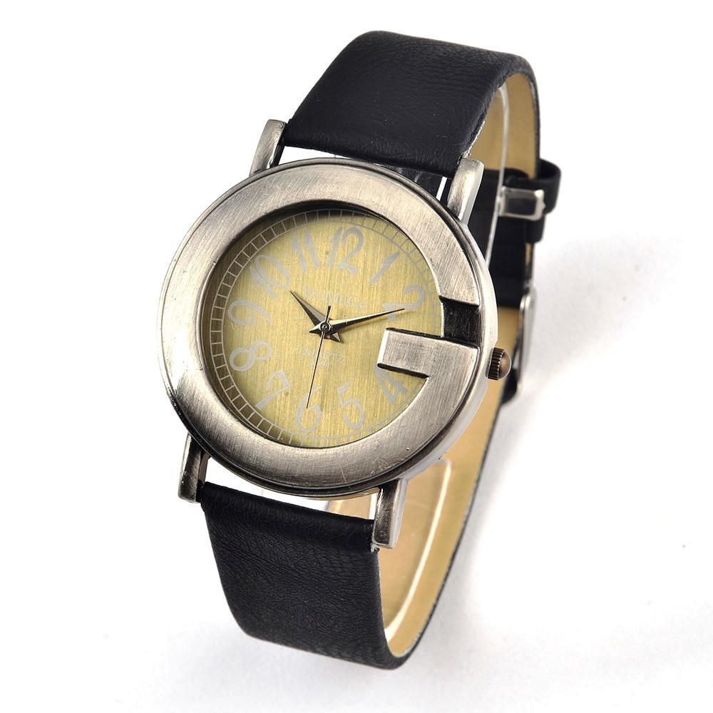 O envio gratuito de 2020 marca moda relógio feminino vintage casual senhoras quartzo relógios retro pulseira couro relógio feminino relógios