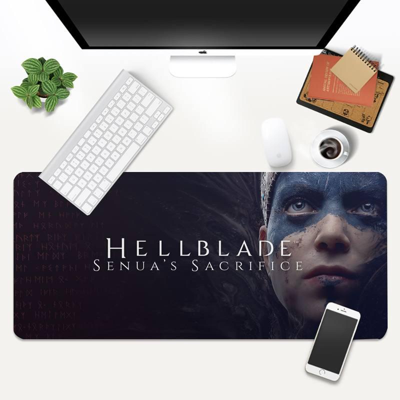 Коврик для мыши Hellblade 2,