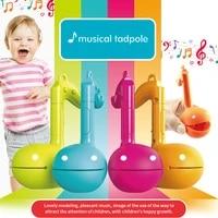 otamatone musical tadpole electronic musical melody instrument charm electronic organ education baby musical tadpole instrument