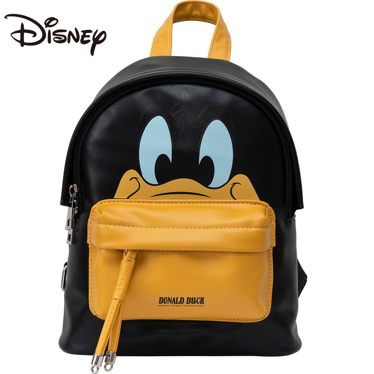 Disney Co-branded Authentic Cartoon Donald Duck Fashion Casual Multi-function Large-capacity Travel Backpack Lady Backpack