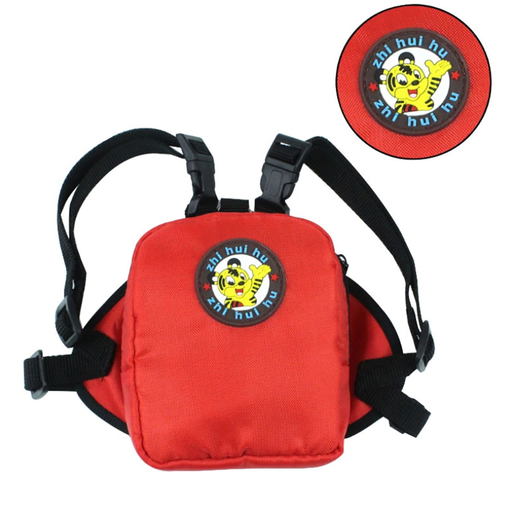 Beagle The Dog Backpack Is Portable For Outing It Convenient And Fast To Pack Food Water With A Traction Rope