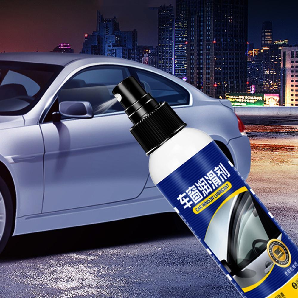 Cinta de sellado de goma de 120mL que suaviza la puerta del coche, cancelación de ruido, lubricante de ventana, mantenimiento automotriz de estilo de coche