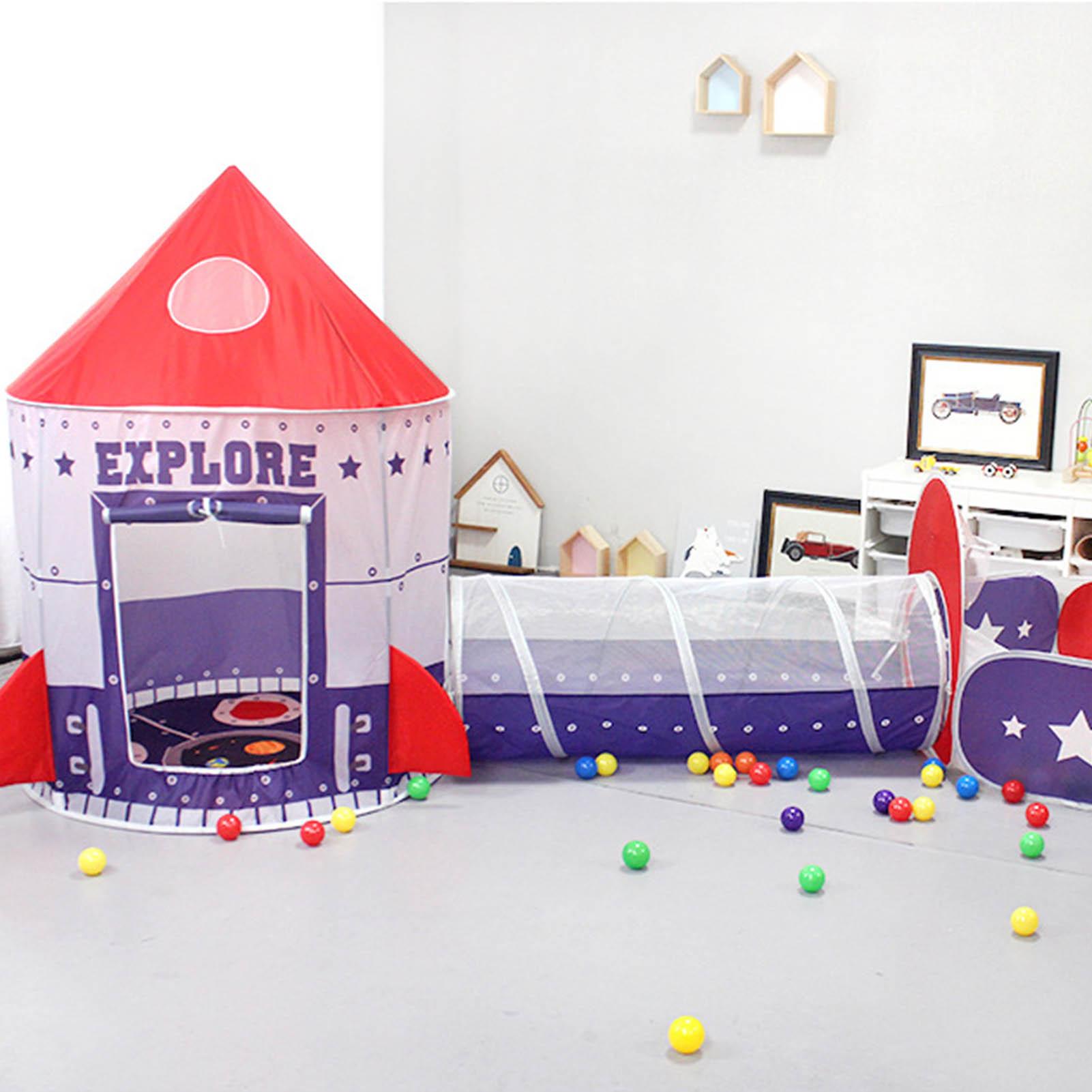 Палатка детская портативная, складная Игровая палатка для дома, Интерактивная Игровая палатка для родителей и детей, детские игрушки