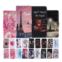 leather phone bags card slot wallet flip case for samsung galaxy s5 s6 s7 edge s8 s9 plus s10 s10e s20 ultra back cover capa