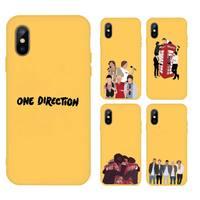 Роскошный чехол для телефона One Direction Louis Tomlinson, цветной чехол для iPhone 11 12 mini pro XS MAX 8 7 6 6S Plus X SE 2020 XR