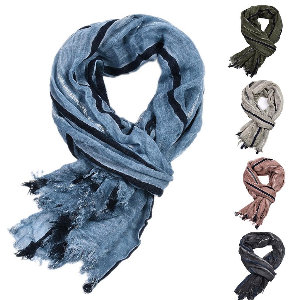 Unissex inverno listra cachecol macio inverno cachecóis longo inverno cachecóis para homem feminino panuelos de mujer para el cuello accesorios # p3