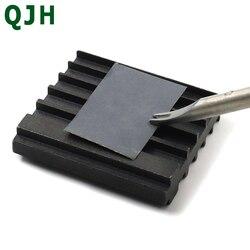 Arte de couro ampla pá moagem edger ferramenta reparo moagem manual diy bens couro ferramenta moagem colisão polimento moagem ferramenta