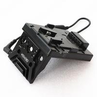 Hontoo V-lock V mount battery FX9 plate power supply system for SONY PXW-FX9 camera 6K film
