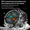 2021 New Smart Watches Men Full Touch Screen Sports Fitness Watch IP67 Waterproof Bluetooth For Android ios smartwatch Mens+box 10