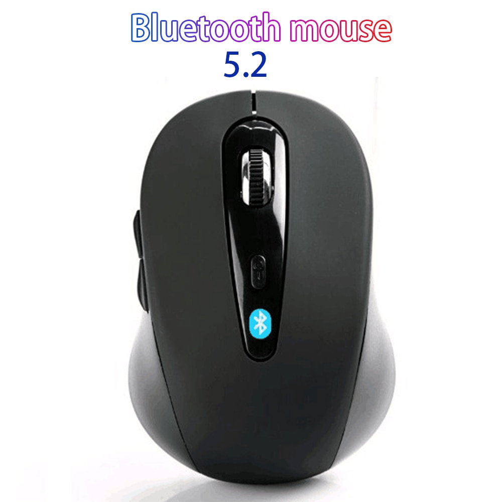 10M Wireless Bluetooth 5.2 Mouse for win7/win8 xp macbook iapd Android Tablets Computer notbook lapt