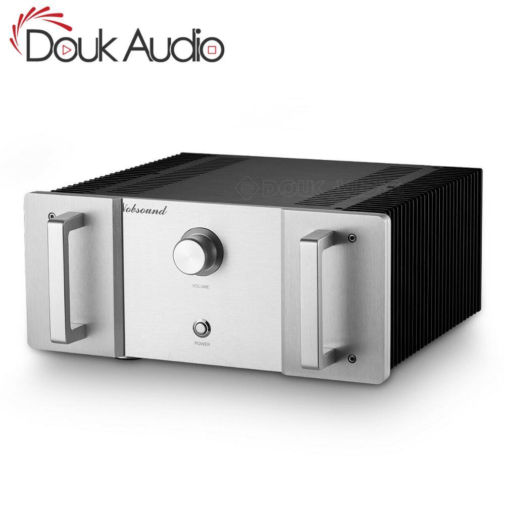دوك الصوت الراقية HD1969 MOEFET فئة مكبر كهربائي HiFi ستيريو أمبير 24 واط * 2