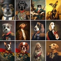 5d diamond painting dog duke animal picture full square round diamond embroidery cross stitch gift kits home decor art painting