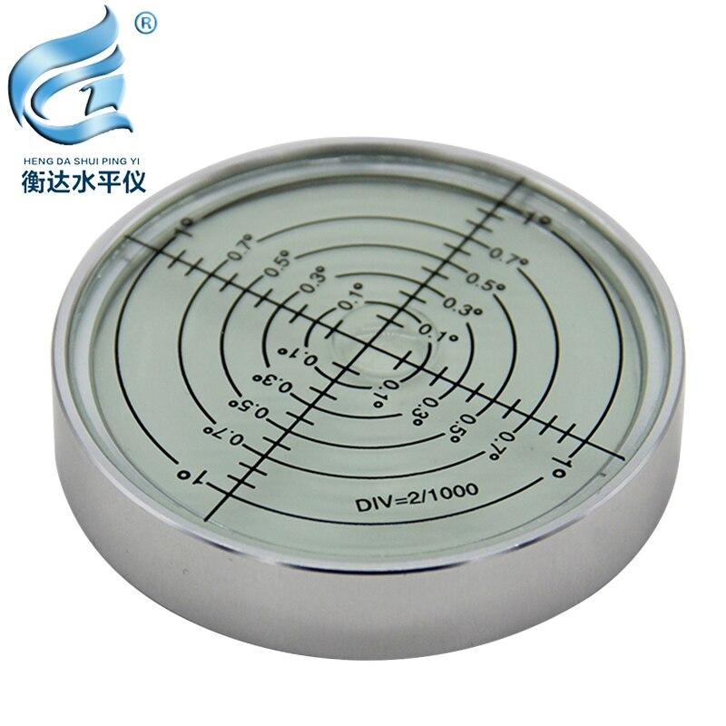 Vientiane level bubble level magnetic level bubble round level bubble level high precision level