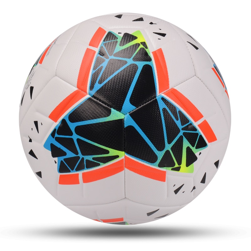 2021 Soccer Ball Size 5 Machine-Stitched High Quality PU Football GoalTeam Match Outdoor Sports Training futbol bola de futebol
