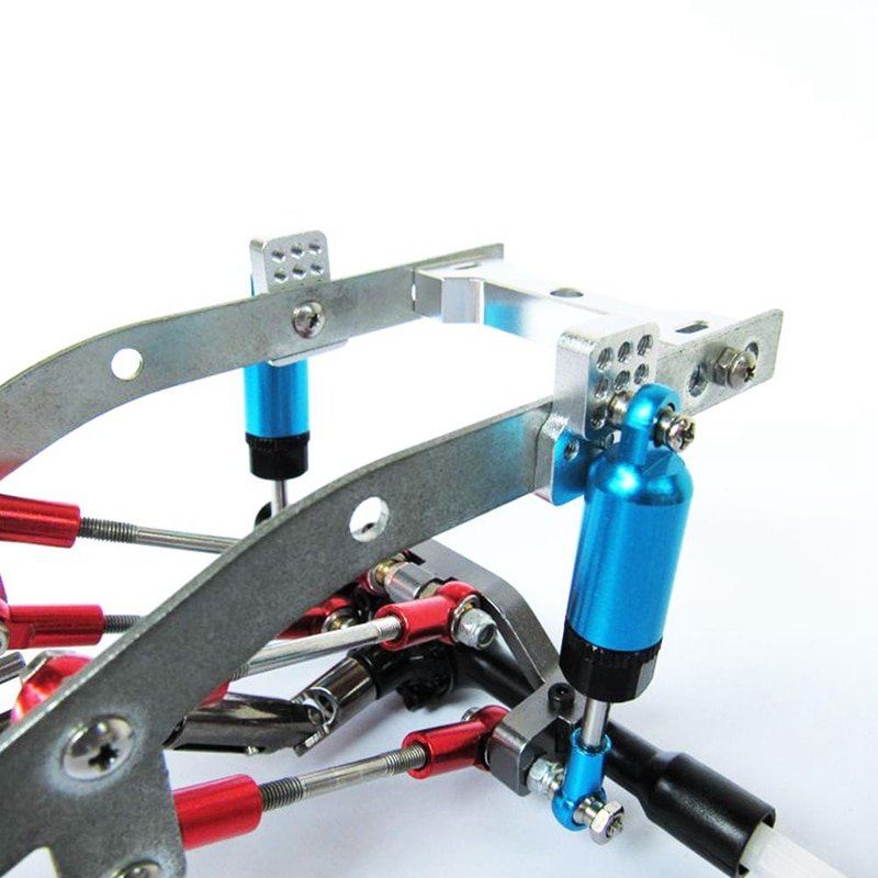 DIY Upgrade Parts Set Shock Sbsorbers Extension Seat for RC CAR WPL Truck C14 C24 enlarge