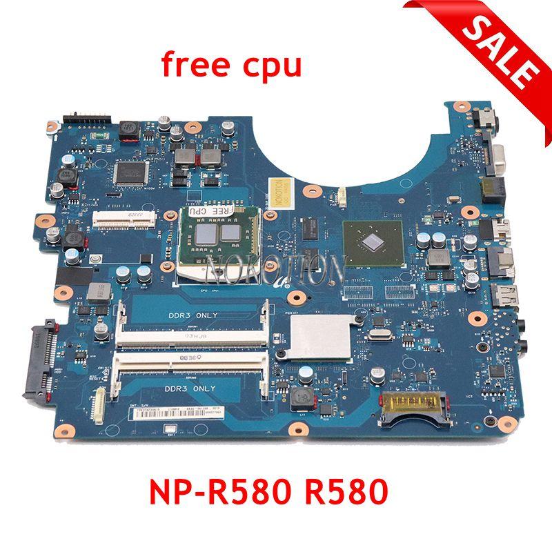 NOKOTION BREMEN-M لسامسونج NP-R580 R580 15 بوصة محمول اللوحة HM55 DDR3 GT310M GPU BA92-06132A BA92-06132B BA92-06128A
