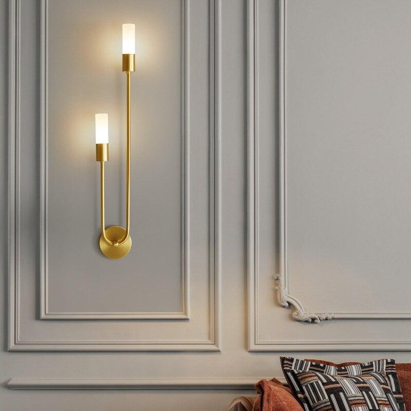 luminaria de parede moderna estilo nordico luminaria led para decoracao da casa contemporanea
