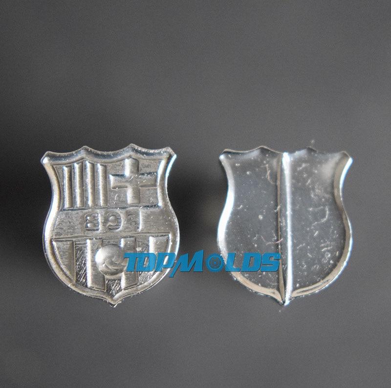 Barcelona FC Barcelona 11,8x9,8mm leche Tablet morir 3D prensa de perforación molde de EE. UU.
