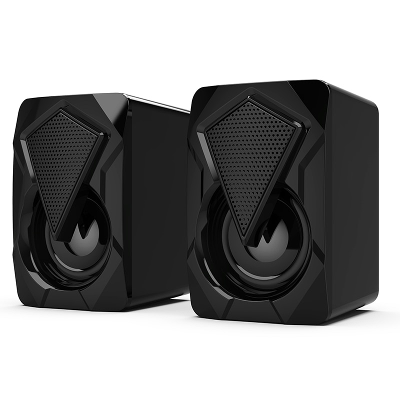 Computer Speaker USB Wired Speakers 3D Stereo Sound Subwoofer Colorful  Surround Loudspeaker For PC Laptop Notebook enlarge