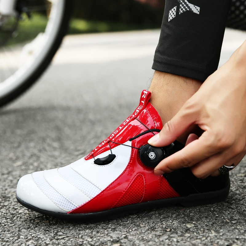 Road cycling shoes sapatilha ciclismo mtb chaussures vtt homme men sneakers women self-locking breathable pedals Sports shoes