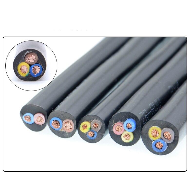 Cable de señal de cobre puro de PVC, cable de Audio RVV...