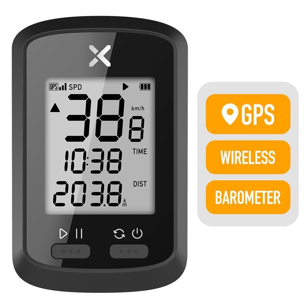 XOSS G 1.8 inch GPS Bicycle Computer Waterproof Cadence Speed Wireless Bike Computer Speedometer Bluetooth ANT+ Odometer