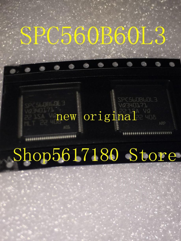 Envío gratis 2 uds nuevo original SPC560B60L3 SPC560B60 560B60L3 QFP100