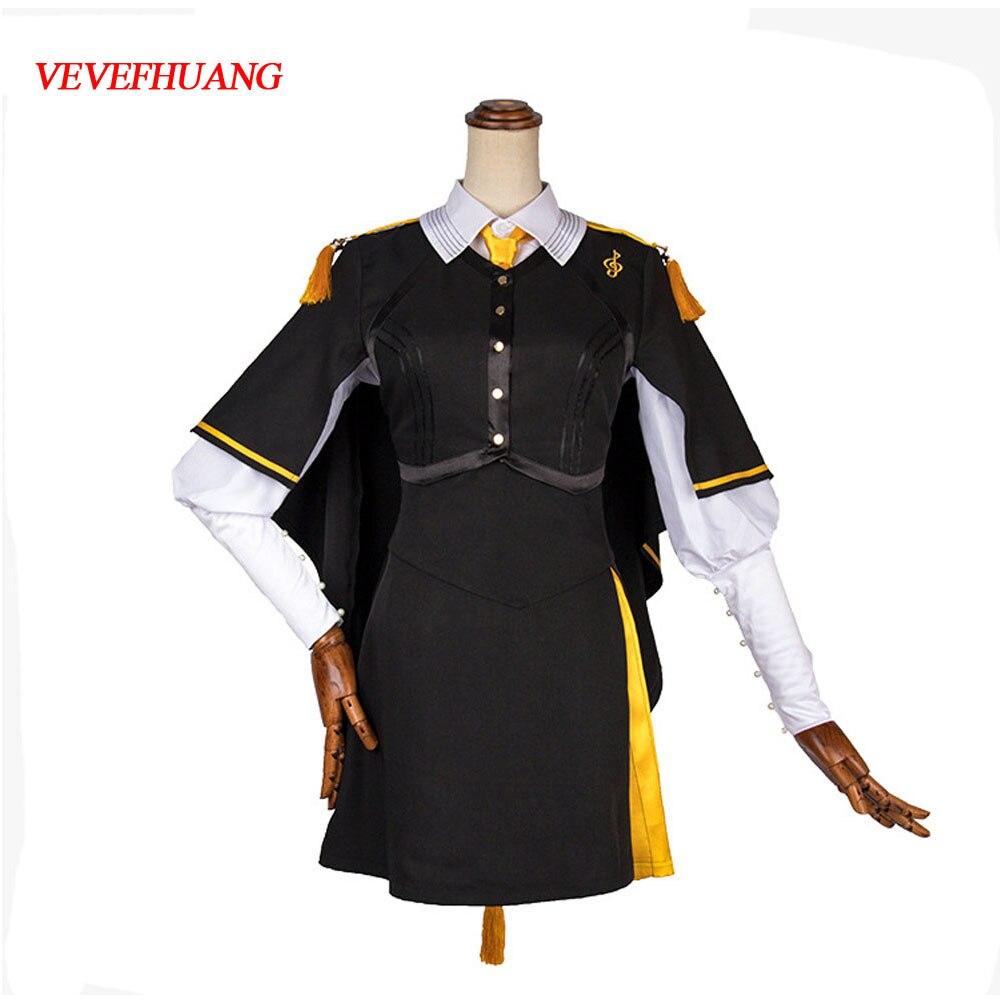 زي تنكري للهالوين ، شخصية كرتونية vevefhorn! Vocaloid kagamron kagami Len ، مجموعة الموسيقى ، غلاف ألبوم ، زي الهالوين ، ملابس الحفلة